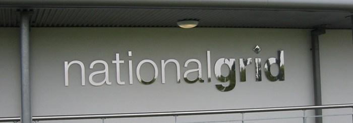 Cut letters banner